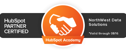 HubSpot Certified Badge